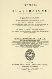 1853 Hamilton